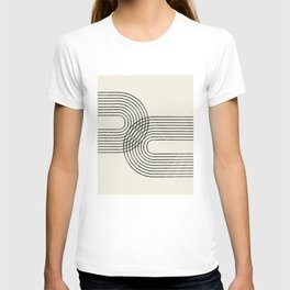 Arch duo 2 Mid century modern T-shirt