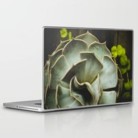 succulent Laptop & iPad Skins featuring Succulent by Olivia Joy StClaire