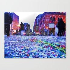 Carnavale Canvas Print