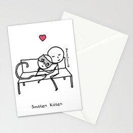 Smitten Kitten Stationery Cards