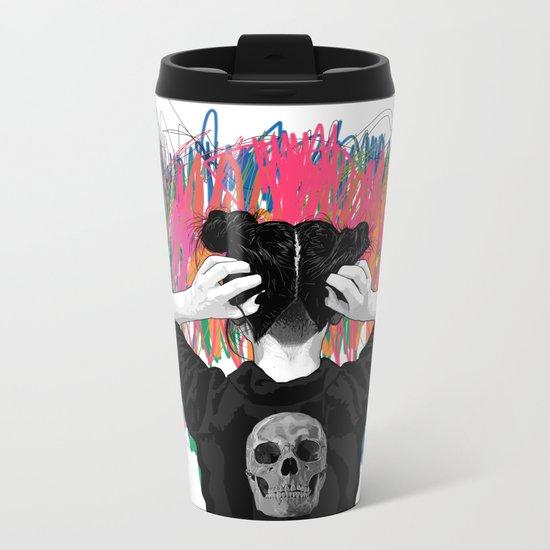 the Void II Metal Travel Mug