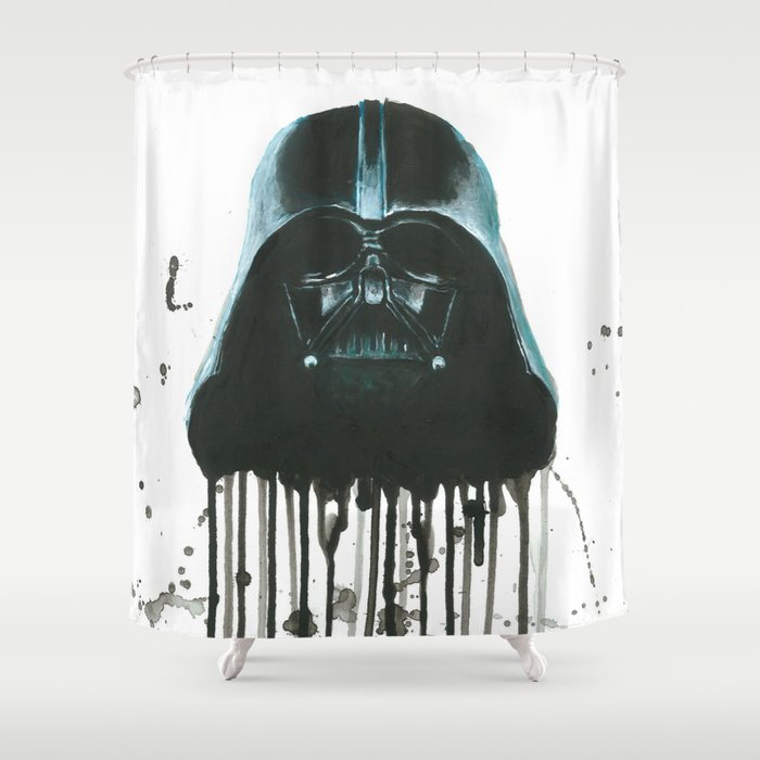 Darth Vader Shower Curtain By Richmccoy