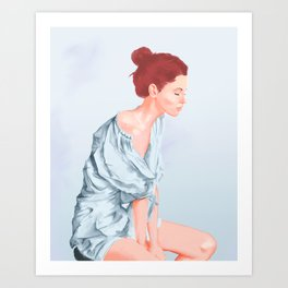 However Art Print