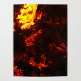 Red Hot FIre Poster