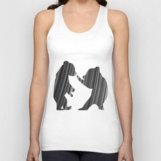 Cubs (The Living Things Series) Unisex Tank Top