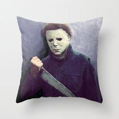 Michael  Throw Pillow