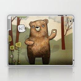 The Little Bear Laptop & iPad Skin