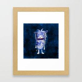 sorry.. Framed Art Print