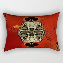 DUECES ARE WILD V2 - 002 Rectangular Pillow