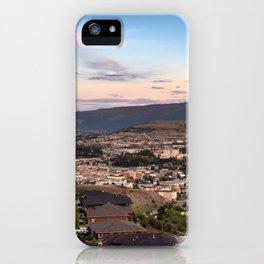 Vernon Cityscape 02 iPhone Case