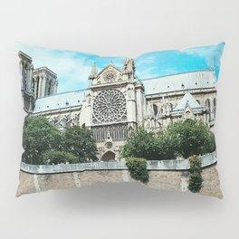 Notre Dame River Point Pillow Sham