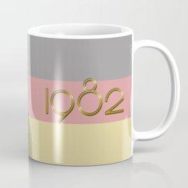 ESC Germany 1982 Coffee Mug