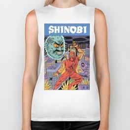 Shinobi Biker Tank