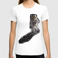 geode T-shirts featuring Geode Face IV by hunnydoll