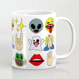 Goons Emojis Coffee Mug