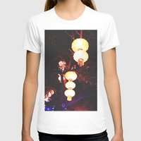 lanterns T-shirts featuring Lanterns by Kaartik Gupta