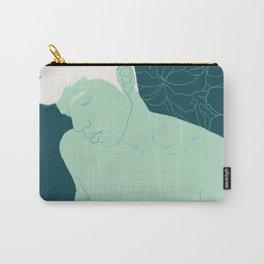 Succulent Boy Carry-All Pouch