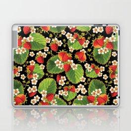 Strawberries Botanical Laptop & iPad Skin