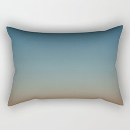 sky gradient 2 Rectangular Pillow