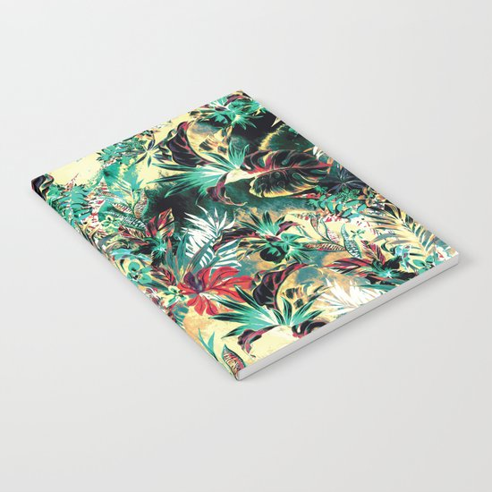 TROPICAL HEAVEN Notebook
