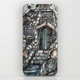 House where fairies dwell iPhone Skin