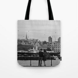 england is for lovers Tote Bag