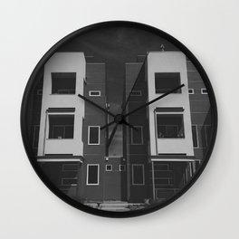 highlands denver Wall Clock