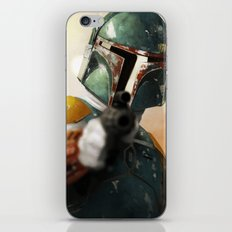 Boba iPhone & iPod Skin