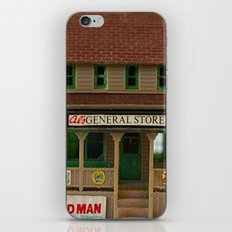 General Store iPhone & iPod Skin