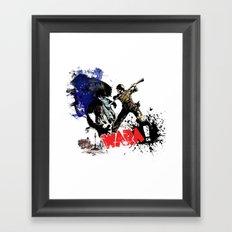 Poland Wara! Framed Art Print