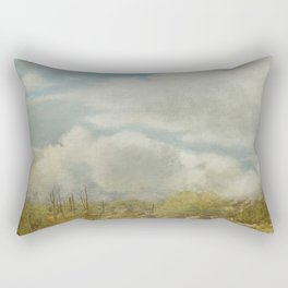 Desert Sky  Rectangular Pillow