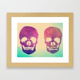 Decay. Framed Art Print