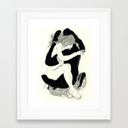 AURYN (The Neverending Story Series) Framed Art Print