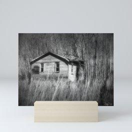 This Old House Mini Art Print