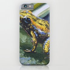 Poison Dart Frog #1 Slim Case iPhone 6s