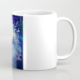 T-rex Nebula Coffee Mug