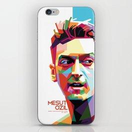 Mesut Ozil WPAP 2 iPhone Skin