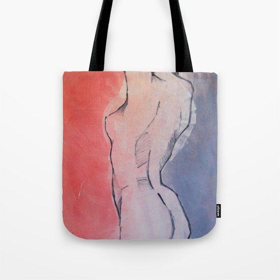 nude 01 Tote Bag
