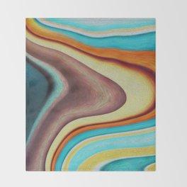 Lava Throw Blanket