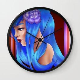 Azurelle Wall Clock