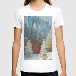 """""""First Snow"""" T-shirt"""