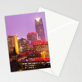 THUNDER CITY Stationery Cards