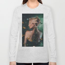 Beauty Comes From the inside. Long Sleeve T-shirt
