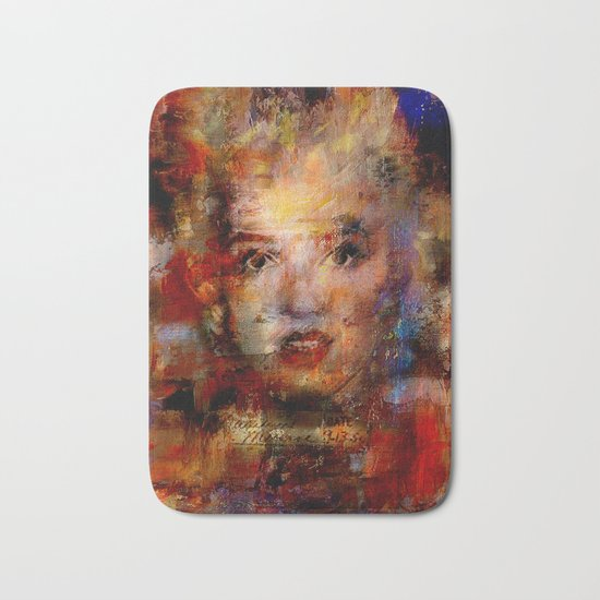 Once upon a time Marilyn Bath Mat