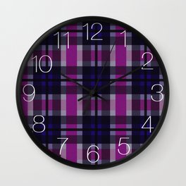 Rock Out 4 Wall Clock