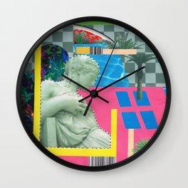 vaporwave1 Wall Clock