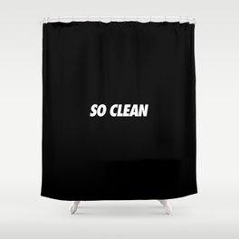#TBT - SOCLEAN Shower Curtain