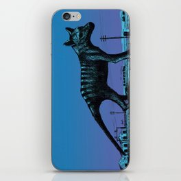 Running Out Of Time iPhone Skin