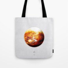 Element: Fire Tote Bag
