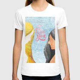 I Love You Lesbians T-shirt